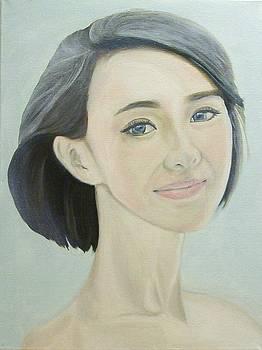 Ying  Li by Phillip Compton