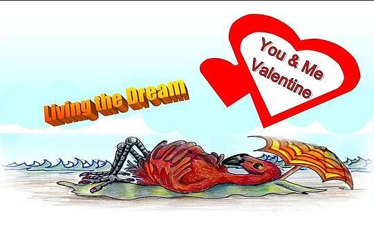 You and Me Valentine by Carol Allen Anfinsen