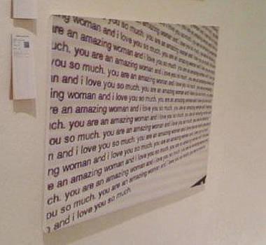 You Are An by Cheryl Petit de Mange