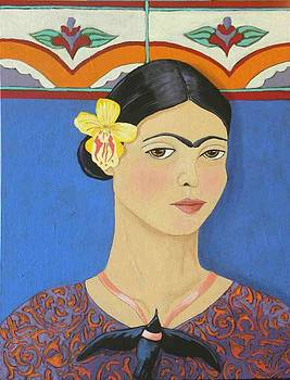 Young Frida by Laurel Porter-Gaylord