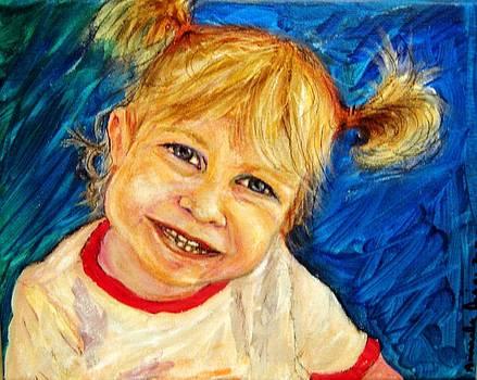 Amanda Dinan - Young girl 2
