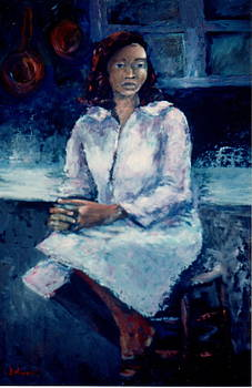 Young Woman by Bettye  Harwell