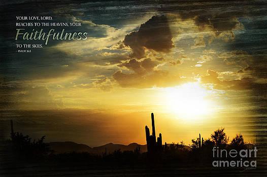 Your Faithfulness by Shevon Johnson