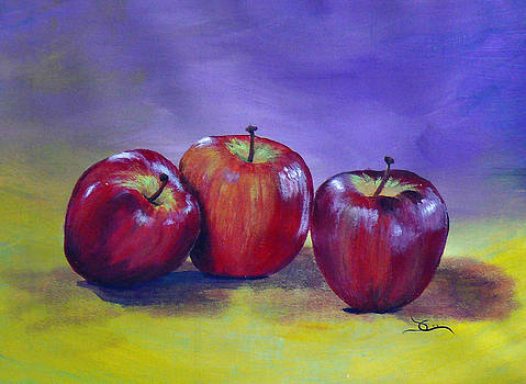 Dee Carpenter - Yummy Apples