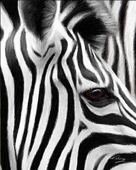 Zebra by Bill Fleming