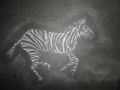 Zebra by Poornima M
