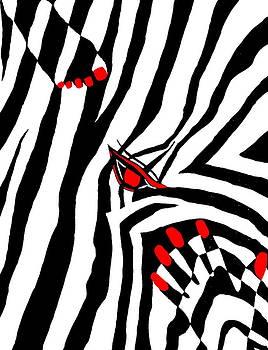 Zebra Style by Fay Reid