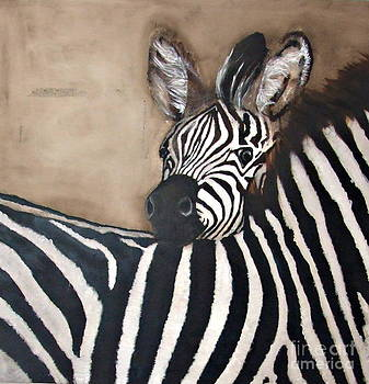 Zebras by Cassandra East
