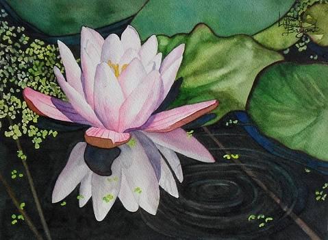 Zen Lily by Lynne Hurd Bryant