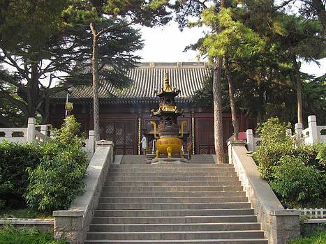 Alfred Ng - Zhan Shan Temple Qingdao