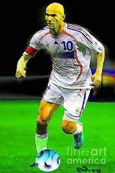 Zidane Nixo by Nicholas Nixo