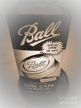Zinc by Ball by Jackie Bodnar