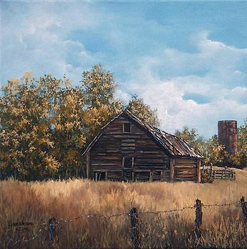 Zoe's Barn by Lynne Wright