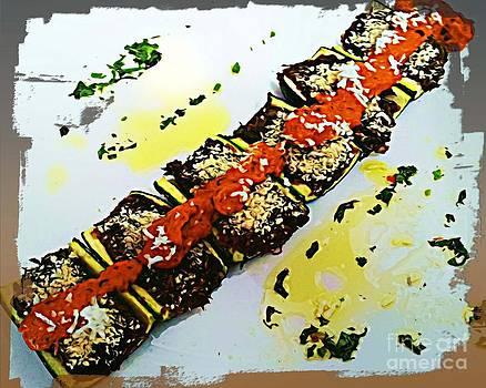 Zucchini Bowls by Ankeeta Bansal