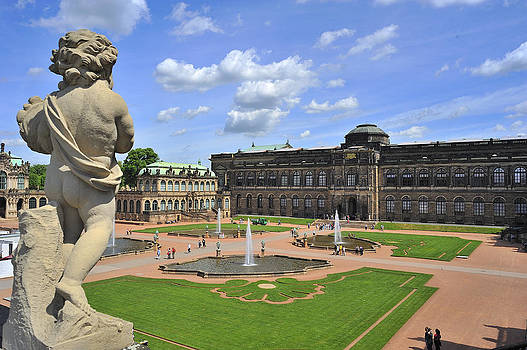 Zwinger by Travel Images Worldwide