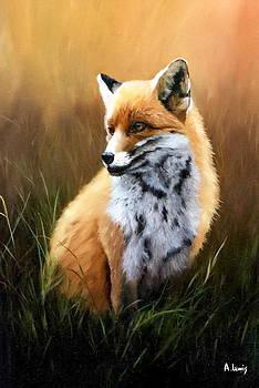 Fox Alert by Alan Lewis