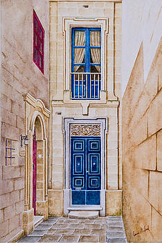 Mdina Street. 146 by Louis Mifsud