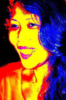 Nepali  woman by Dareen  Hasan