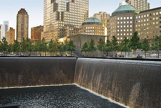 911 Memorial Park by Andrew Kazmierski
