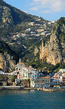 Amalfi Italy by Frank Remar