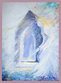 Angel of the Doorway to Heaven by Kim Layton