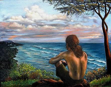 Beach Boy Blues by Lorna Saiki
