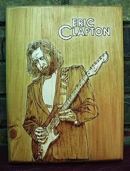 Eric Clapton by Bob Renaud