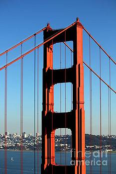 Golden Gate  by Kim Pascu