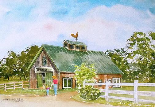 Peach Hill Farm by Harding Bush