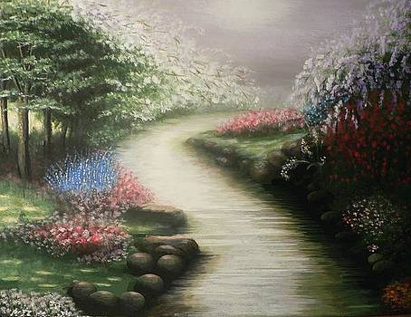 Secret garden  by Maily