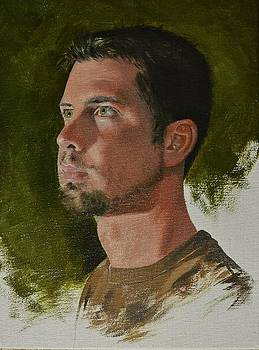 Self Portrait by Brian Duey
