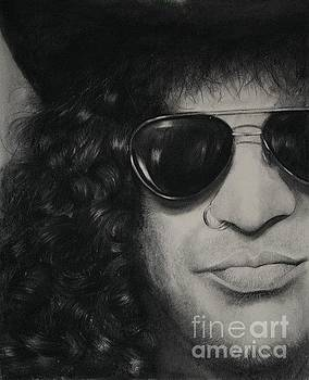 Slash by Adrian Pickett