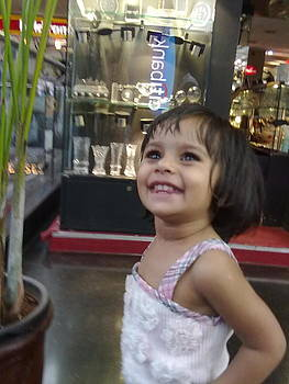 Smiling Childhood by Salim Ahmad Gorwal