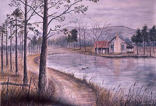 South Carolina Morning by Ben Kiger