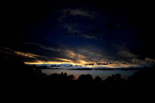 Sunset by Frank DiGiovanni