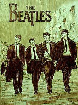 The Beatles by Bob Renaud