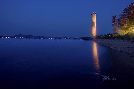 The Lighthouse by Sydney Alvares