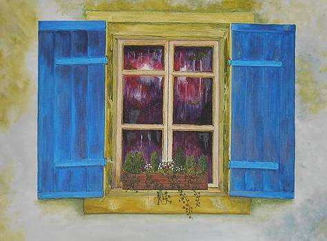 Viva Le Bleu by Siobhan Lawson