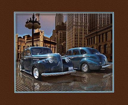 1939 Buick  by John Breen