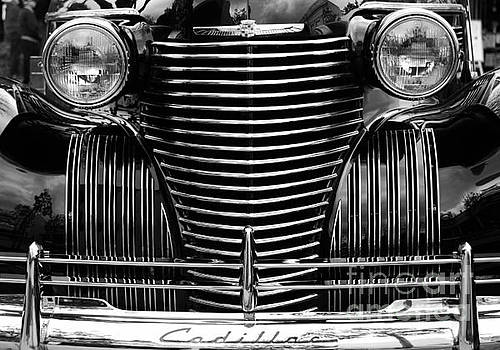 1940 Cadillac Limousine by Ron Hannah