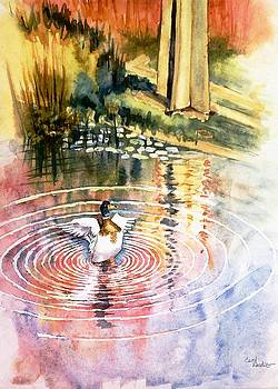 Finding His Wings by Carol Rhodes
