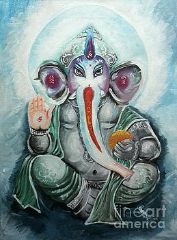 Ganesh  by Sabrina Phillips