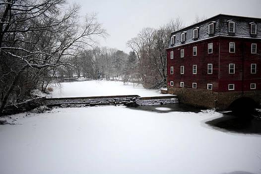 Kingston Mill by Frank DiGiovanni