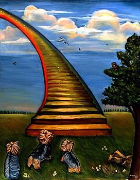 Over The Rainbow by Carmen Cordova