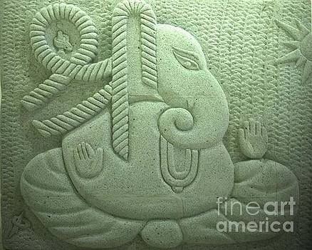 Shree Ganesh by Pradeep Makwana