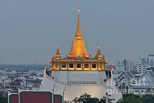 Golden mountain by Buchachon Petthanya