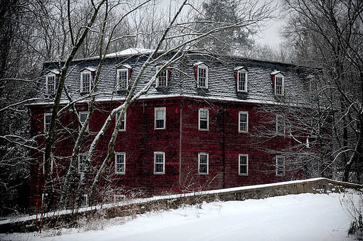 Kingston Mill by Frank DiGiovanni