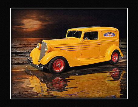 34 Chevy  by John Breen