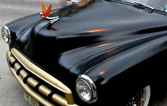52 Rat Classic Car by Ruthanne McCann