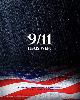 9-11 Jesus Wept by Shevon Johnson